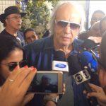 Corpo do cantor Jerry Adriani é velado no Rio